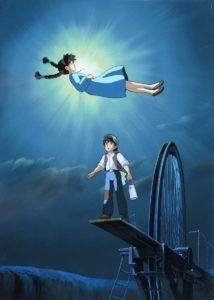 Flooby Nooby: The Art of Studio Ghibli - Part 2 Studio Ghibli Art, Studio Ghibli Movies, Castle In The Sky, Shiro, Studio Ghibli Background, Grave Of The Fireflies, Howls Moving Castle, Hayao Miyazaki, Haikyuu