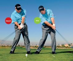 Golf Tips Swing Fast Fixes For Every Fault: Push - Golf Digest - Butch Harmon's tip to avoid pushing your shots. Public Golf Courses, Best Golf Courses, Golf 6, Play Golf, Golf Betting, Best Golf Clubs, Golf Instruction, Golf Exercises, Golf Tips For Beginners