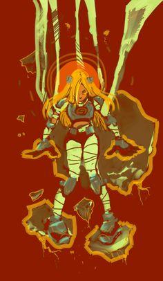 no grease spots across my soul Tara Teen Titans, Original Teen Titans, New Titan, Young Avengers, Red Hood, Young Justice, Cartoon Art Styles, Character Portraits, Dc Comics
