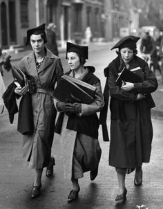 Oxford students, 1938
