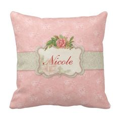 Rest your head on one of Zazzle's Vintage decorative & custom throw pillows. Add comfort and transform any couch, bed or chair into the perfect space!