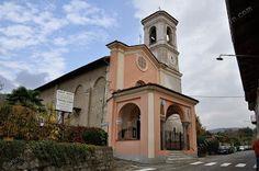 Andorno Micca, la Chiesa di San Rocco in frazione Locato Superiore #ExploreAndorno #ExploreBiella http://sphimmtrip.blogspot.it/2013/11/pictures-of-andorno-micca.html