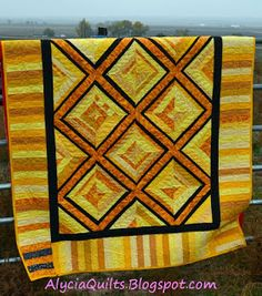 BQF Two Color Quilt