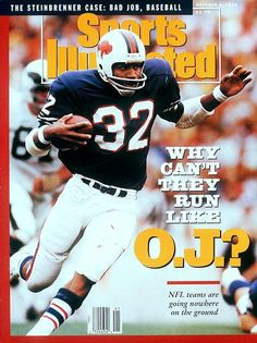 Simpson autographed Sports Illustrated Magazine (Buffalo Bills) ** You can get more details by clicking on the image. Long Tee, Nfl Football, Football Helmets, Football Players, Eric Dickerson, Si Cover, Roger Clemens, Sports Illustrated Covers, American Sports