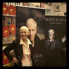 Annie Lennox - In Store Signing at Amoeba Records - http://www.eurythmics-ultimate.com/2014/10/11/annie-lennox-store-signing-amoeba-records/