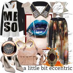 Me So {eccentric} ..., created by minniesoda.polyvore.com