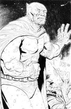Batman - The Dark Knight by Brent McKee *