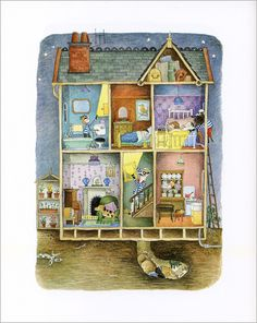 """""""Cops and Robbers"""" by Janet & Allan Ahlberg"""