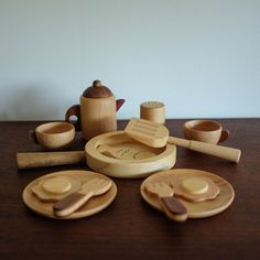 Wooden Chef Play Set