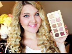▶ ★LORAC Unzipped | Rose Gold Daytime Tutorial★ - YouTube
