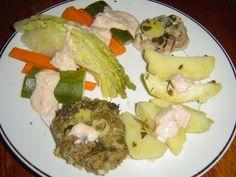 Vaření v páře: Parní hrnec vaří zdravě a velmi chutně. Recepty pro parní hrnec navrch | | MAKOVÁ PANENKA Chicken, Food, Diet, Essen, Meals, Yemek, Eten, Cubs
