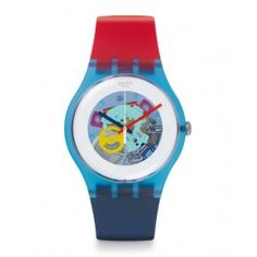 Reloj Swatch Color my lacquered SUOS101 60€