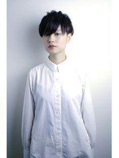 レンジシアオヤマ(RENJISHI AOYAMA) マニッシュベリーショート 《RENJISHI》