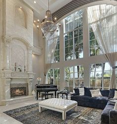 Luxury House Interior Design Tips And Inspiration Luxury Homes Interior, Luxury Home Decor, Home Interior Design, Luxury Apartments, Small Luxury Homes, Luxury Homes Dream Houses, Luxury Home Designs, Modern Mansion Interior, Luxurious Homes