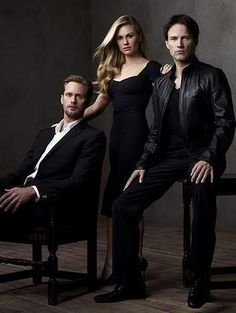 Back in their coffins ... True Blood is set to end, and soon.
