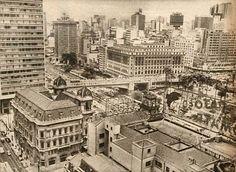 SÃO PAULO: VALE DO ANHANGABAÚ, 1962