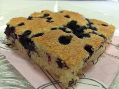 Too good: Helena blueberry pie (uunipellillinen) Sweet Pie, No Cook Meals, No Bake Cake, Sweet Recipes, Baking Recipes, Muffin, Food And Drink, Cookies, Finland