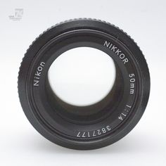 Nikon Nikkor Nikkormat 1:1,4 50mm Linse Objektiv Lens Analog in Foto & Camcorder, Analoge Fotografie, Analogkameras | eBay - cyan74.com vintage & pop culture