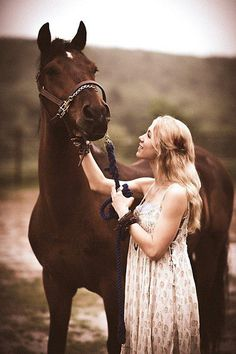 "i have one other favorite but this one has a horse. and i love horses. <3 also there's just so much connection, and friendship and live in this picture, cant you see it too?  ""FP Me Style Photos We Love!"""