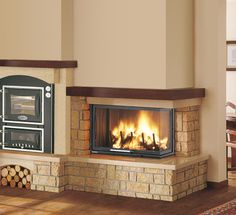 Fireplaces And Stoves   Palazzetti