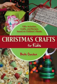 Christmas Crafts for Kids - Book Review