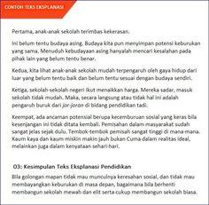 contoh teks eksplanasi indonesia Standard Operating Procedure, Inventory Management, Accounting