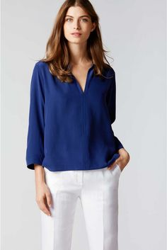Shirt cousin, indigo | gerard darel 1