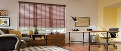 #FauxWoodBlinds #WoodBlinds #CordlessBlinds #WindowBlinds  Faux Wood blinds for the summer heat - http://www.zebrablinds.com/blog/faux-wood-blinds-for-the-summer-heat/