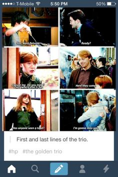 DAMMIT HARRY POTTER FANDOM U ALWAYS HAVE TO MAKE ME EMOTIONALLY UNSTABLE STOP WHY