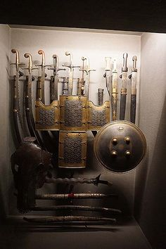 Ethnographic Arms & Armour - Arms museums in Milan?