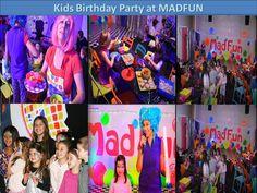 Source MADFUN Kids Disco Birthday Party Organizer In - Children's birthday parties melbourne