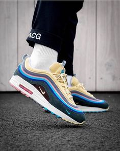 sale retailer 1a60a d3fa9 Sean Wotherspoon x Nike Air Max 1 97 restocks May 2nd. Nike Outfits,