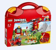 LEGO Juniors - Fire Suitcase (10685) image