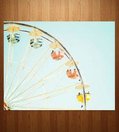 Ferris Wheel Photo Art | Art Photography | Bree Madden | Scoutmob Shoppe | Product Detail