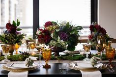 A penthouse Thanksgiving at Thompson Chicago.