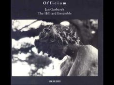 Primo tempore Officium Jan Garbarek The Hilliard Ensemble