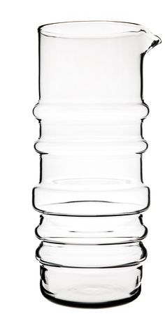 Socks Rolled Down glass pitcher, Marimekko