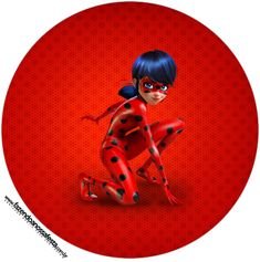 Prodigiosa Ladybug: Wrappers y Toppers para Cupcakes para Imprimir Gratis.