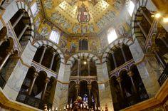 Catedral de Aquisgrán.