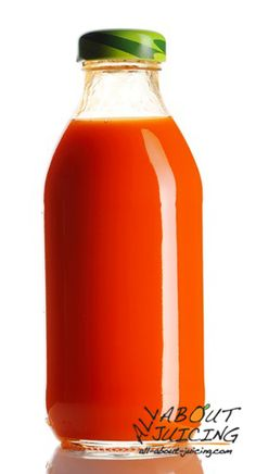 Juicing to-go? It's a really good idea to store your juice in a glass jar (dark colored glass is even better...and stainless steel works too!)