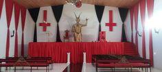 Templo Satanico é inaugurado na Colômbia e planeja se expandir em toda América do Sul