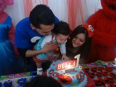 Bella 1st birthday