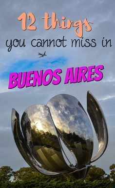 With a population of almost 3 million people, Baires (the other way of saying Buenos Aires) is a huge city. It is not a question of what to do – it is more like WHEN to do all the things. I have spent 3 weeks in the city and here is my list of best things to do in Buenos Aires, both touristic and non that much. See the description here: