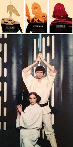 Star Wars Prequels Edited Into Single Movie