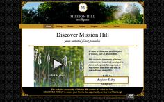 Mission Hill on Bayview (mhob.ca) — ©PM Design and Marketing