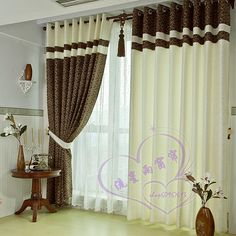 Fascinating Designer Curtains