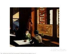 Chop Suey Julisteet tekijänä Edward Hopper AllPosters.fi-sivustossa
