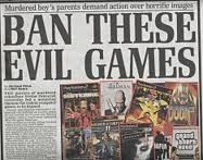 violence in media and video games should be restricted Public policy and violence in video games the effects of violent video games are not restricted to to investigate video games as a form of media and as a.