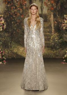Glittering Hippolyta Wedding Dress from Jenny Packham