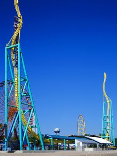 Most Amazing Roller Coaster Rides of the World
